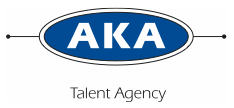AKA Talent Agency Logo